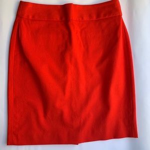 Banana Republic skirt 4 red